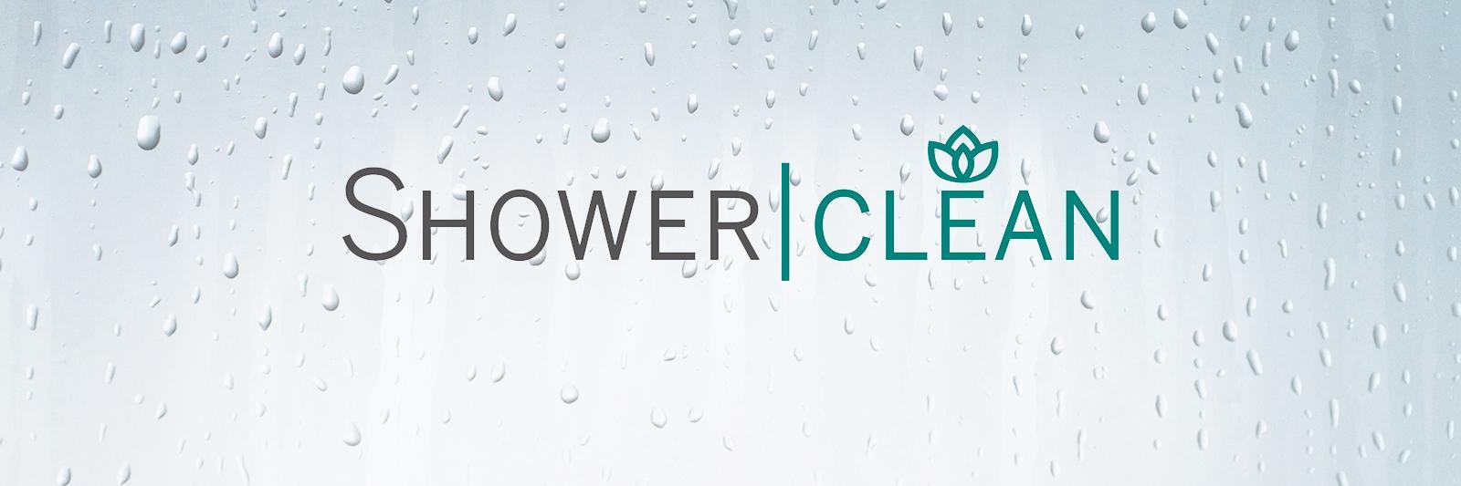 ShowerClean Duschglas mit Abperleffekt
